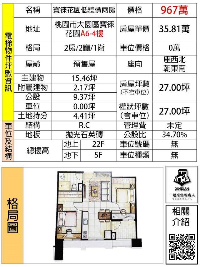 2016年物件調查表